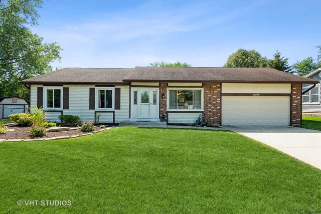 889 Marina Terrace E, Bartlett, IL 60103 (MLS #11199028) :: The Wexler Group at Keller Williams Preferred Realty