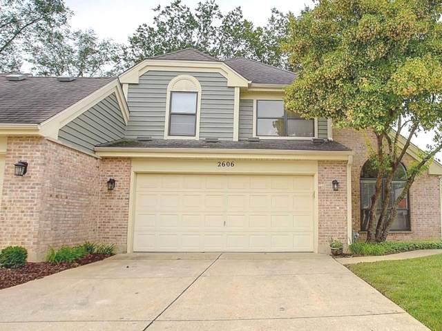 2606 Burton Drive, Westchester, IL 60154 (MLS #11199053) :: Angela Walker Homes Real Estate Group