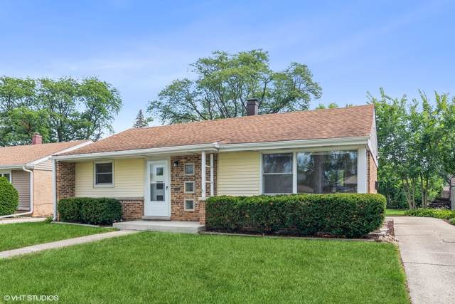 407 N Oak Street, Elmhurst, IL 60126 (MLS #11199080) :: Rossi and Taylor Realty Group
