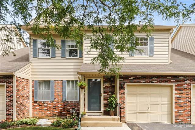 921 Perry Drive #0, Algonquin, IL 60102 (MLS #11199104) :: The Wexler Group at Keller Williams Preferred Realty