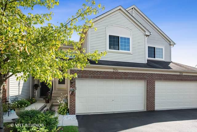 241 Nicole Drive E, South Elgin, IL 60177 (MLS #11199170) :: John Lyons Real Estate