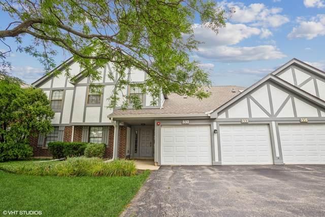 333 Elizabeth Drive #333, Wood Dale, IL 60191 (MLS #11199375) :: The Wexler Group at Keller Williams Preferred Realty