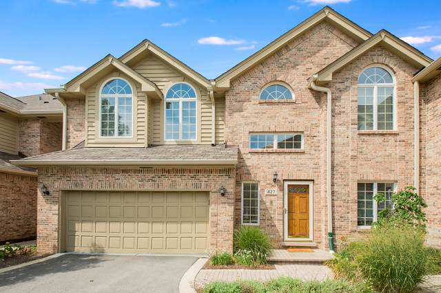 427 Ashbury Drive #427, Hinsdale, IL 60521 (MLS #11199431) :: Littlefield Group