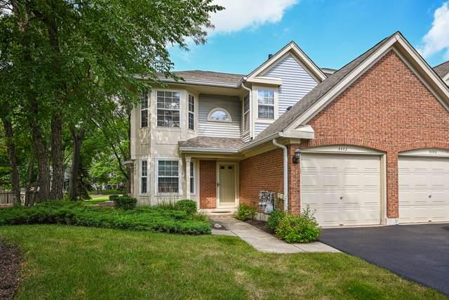 4442 Castlebar Lane, Hanover Park, IL 60133 (MLS #11199532) :: John Lyons Real Estate