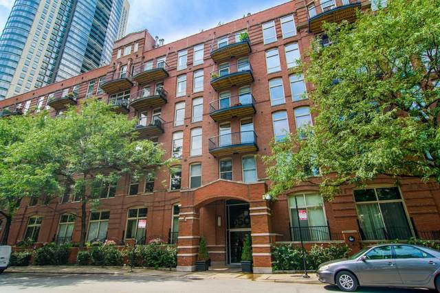 550 N Kingsbury Street #518, Chicago, IL 60654 (MLS #11199576) :: The Wexler Group at Keller Williams Preferred Realty