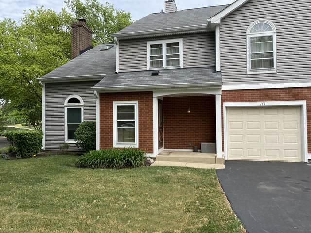 141 S Stonington Drive, Palatine, IL 60074 (MLS #11199643) :: Littlefield Group