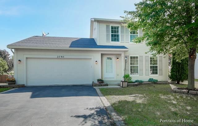 2792 Stuart Kaplan Drive, Aurora, IL 60503 (MLS #11199859) :: John Lyons Real Estate