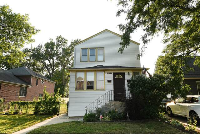 11004 S Albany Avenue, Chicago, IL 60655 (MLS #11199921) :: Lewke Partners - Keller Williams Success Realty