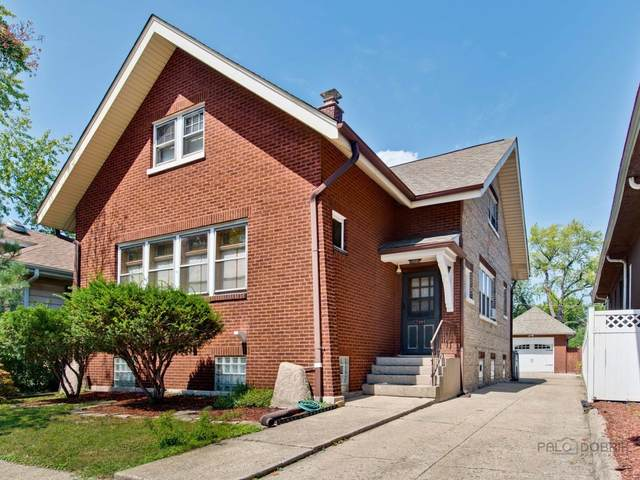 7205 Jackson Boulevard, Forest Park, IL 60130 (MLS #11199999) :: Angela Walker Homes Real Estate Group