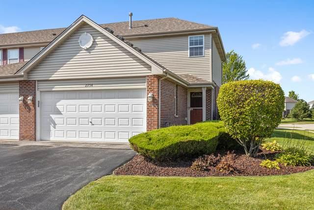 2754 Foxwood Drive, New Lenox, IL 60451 (MLS #11200463) :: John Lyons Real Estate