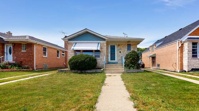 4916 N Nagle Avenue, Chicago, IL 60630 (MLS #11200535) :: The Wexler Group at Keller Williams Preferred Realty