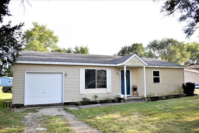 509 North Street, VILLA GROVE, IL 61956 (MLS #11200587) :: Ryan Dallas Real Estate