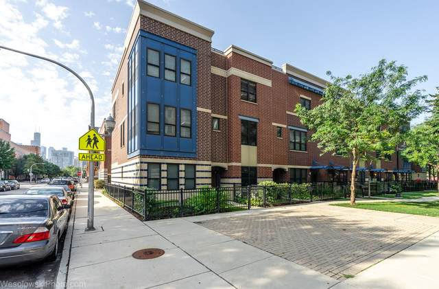 1152 N Cleveland Avenue #106, Chicago, IL 60610 (MLS #11200616) :: Littlefield Group