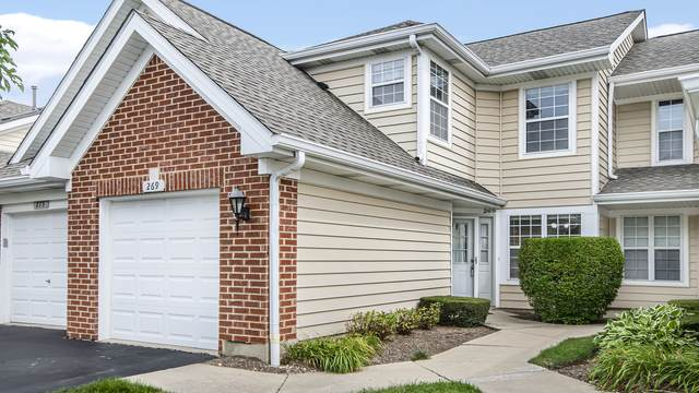 269 Sheffield Drive, Schaumburg, IL 60194 (MLS #11200745) :: John Lyons Real Estate