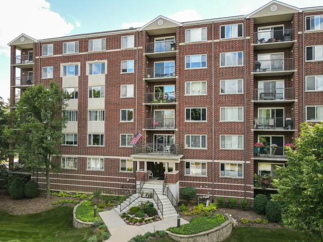 31 E Grove Street #707, Lombard, IL 60148 (MLS #11200797) :: Angela Walker Homes Real Estate Group