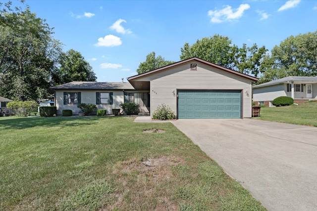 405 Weathering Drive, Mahomet, IL 61853 (MLS #11200923) :: The Wexler Group at Keller Williams Preferred Realty