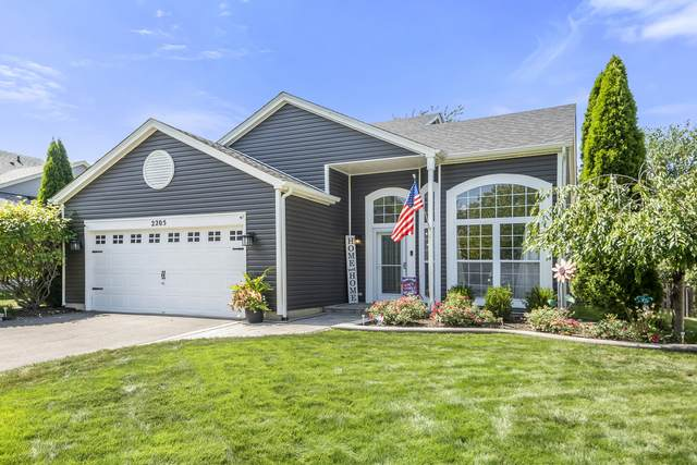 2205 Candlewood Drive, Plainfield, IL 60586 (MLS #11200938) :: Littlefield Group