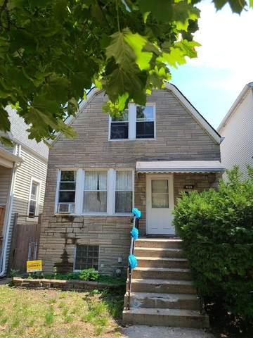 4121 N Maplewood Avenue, Chicago, IL 60618 (MLS #11200994) :: Touchstone Group