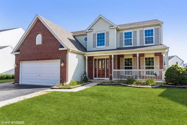 241 Zinnia Drive, Romeoville, IL 60446 (MLS #11201059) :: Suburban Life Realty