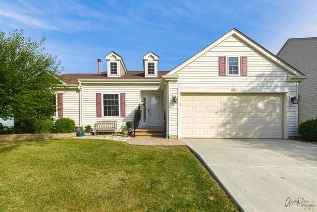 130 Jefferson Lane, Streamwood, IL 60107 (MLS #11201438) :: John Lyons Real Estate