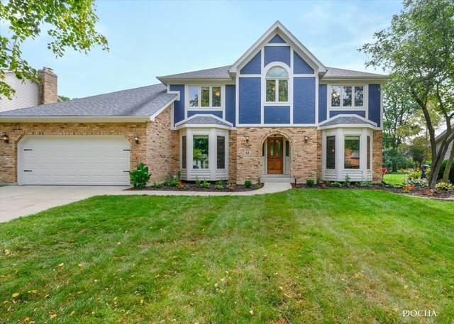 66 Briargate Circle, Sugar Grove, IL 60554 (MLS #11201451) :: John Lyons Real Estate