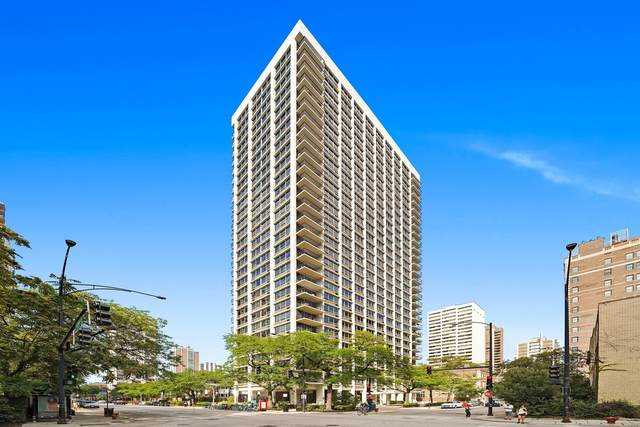 88 W Schiller Street #2106, Chicago, IL 60610 (MLS #11201571) :: The Wexler Group at Keller Williams Preferred Realty