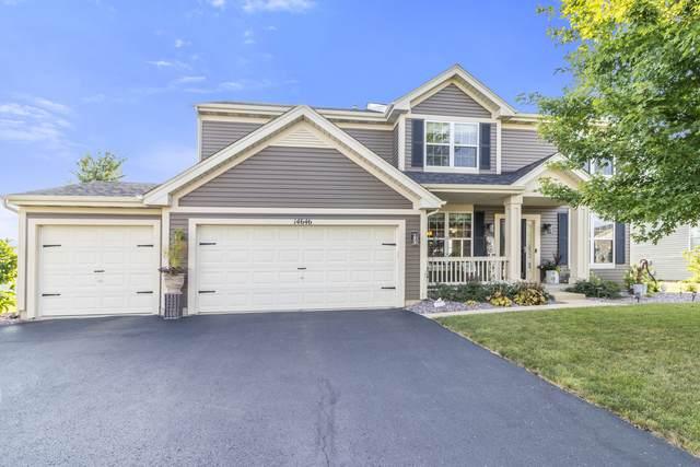 14646 Capital Drive, Plainfield, IL 60544 (MLS #11201843) :: Suburban Life Realty