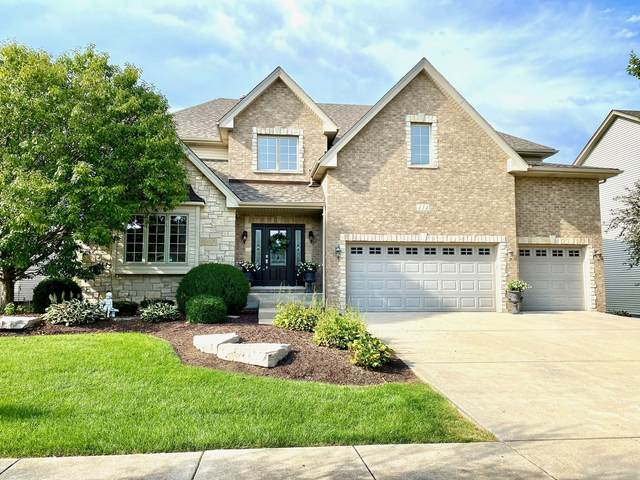 414 Deerfield Drive, Oswego, IL 60543 (MLS #11201888) :: The Wexler Group at Keller Williams Preferred Realty