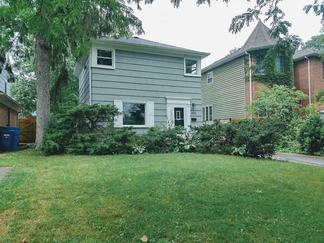 558 Broadview Avenue, Highland Park, IL 60035 (MLS #11201890) :: John Lyons Real Estate