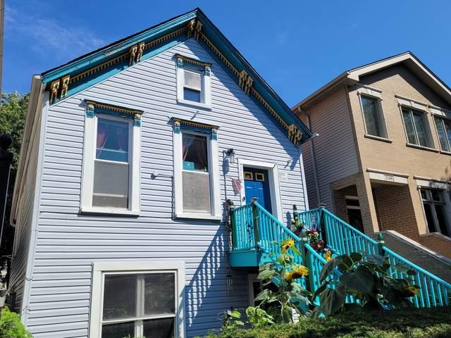 2552 W Cortland Street, Chicago, IL 60647 (MLS #11202037) :: John Lyons Real Estate