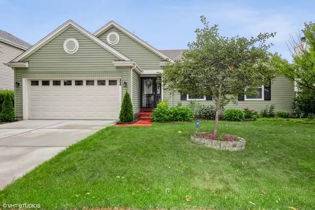 22 Mckinley Lane, Streamwood, IL 60107 (MLS #11202061) :: John Lyons Real Estate