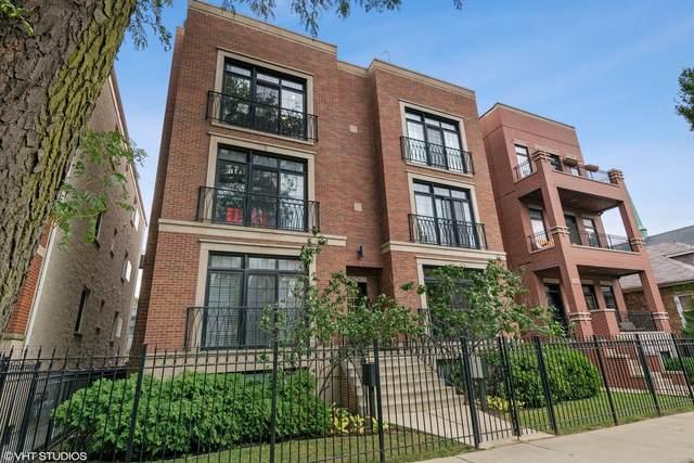 2940 N Damen Avenue 3S, Chicago, IL 60618 (MLS #11202089) :: Helen Oliveri Real Estate