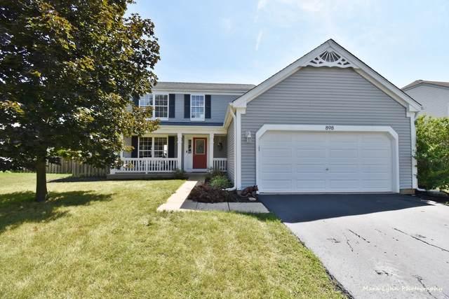 898 Summerhill Drive, Aurora, IL 60506 (MLS #11202316) :: John Lyons Real Estate