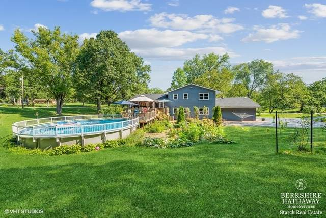 12016 333rd Avenue, Twin Lakes, WI 53181 (MLS #11202331) :: The Wexler Group at Keller Williams Preferred Realty