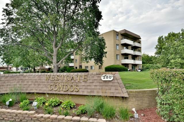 280 N Westgate Road #434, Mount Prospect, IL 60056 (MLS #11202427) :: Littlefield Group