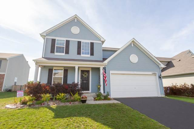 1490 Bristol Drive, Hampshire, IL 60140 (MLS #11202441) :: O'Neil Property Group