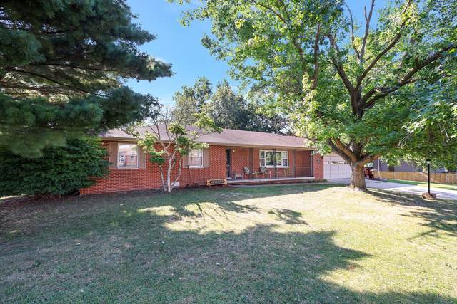 204 Dorchester Drive, Mahomet, IL 61853 (MLS #11202757) :: Ryan Dallas Real Estate
