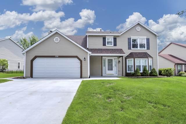 1255 N Darlington Circle, Hoffman Estates, IL 60169 (MLS #11202758) :: The Wexler Group at Keller Williams Preferred Realty
