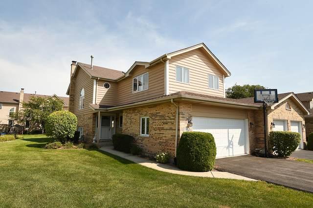 7724 Richardson Lane, Tinley Park, IL 60487 (MLS #11203368) :: Littlefield Group
