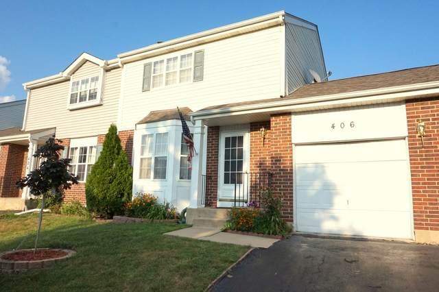 406 Walden Court, Romeoville, IL 60446 (MLS #11203429) :: Littlefield Group