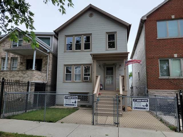 440 W 42nd Place, Chicago, IL 60609 (MLS #11203628) :: John Lyons Real Estate
