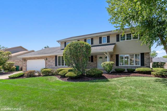 14100 Camden Drive, Orland Park, IL 60462 (MLS #11203646) :: Touchstone Group