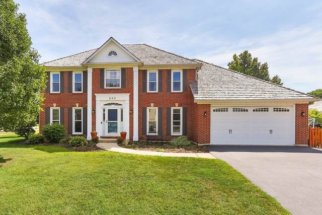 600 Apple River Drive, Naperville, IL 60565 (MLS #11204136) :: The Wexler Group at Keller Williams Preferred Realty