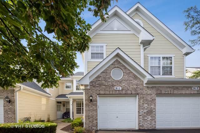 911 Sheridan Circle #911, Naperville, IL 60563 (MLS #11204476) :: John Lyons Real Estate