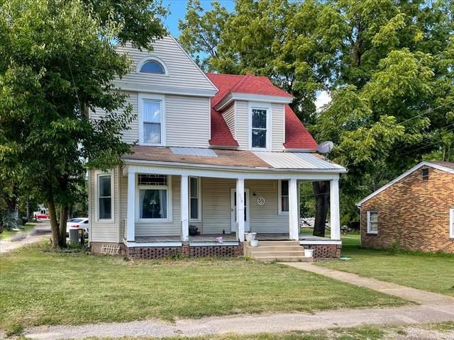 314 W Sangamon Street, Fisher, IL 61843 (MLS #11204665) :: Ryan Dallas Real Estate