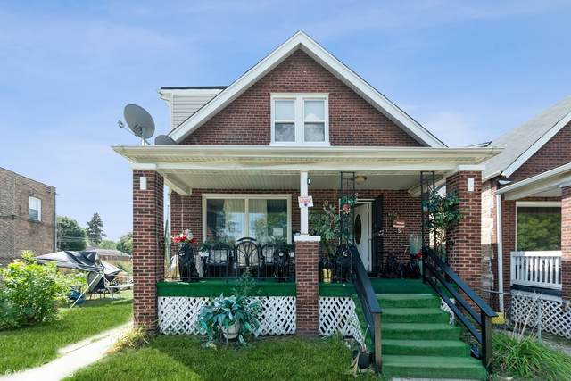 9150 S Greenwood Avenue, Chicago, IL 60619 (MLS #11204880) :: John Lyons Real Estate