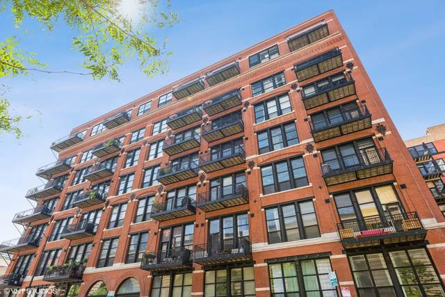 226 N Clinton Street #605, Chicago, IL 60661 (MLS #11204906) :: The Wexler Group at Keller Williams Preferred Realty