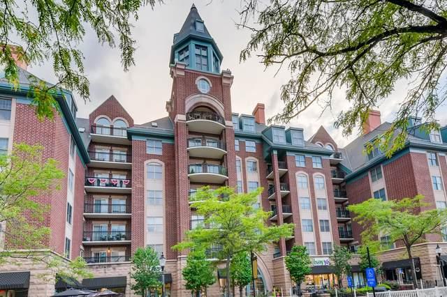 44 N Vail Avenue #706, Arlington Heights, IL 60005 (MLS #11204987) :: John Lyons Real Estate
