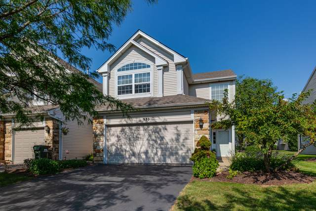 939 Viewpoint Drive, Lake In The Hills, IL 60156 (MLS #11204990) :: Littlefield Group