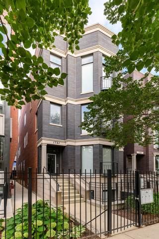 1751 N Artesian Avenue #3, Chicago, IL 60647 (MLS #11204991) :: Lewke Partners - Keller Williams Success Realty